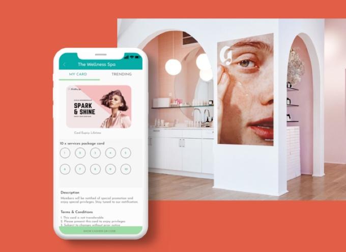 customer loyalty program app